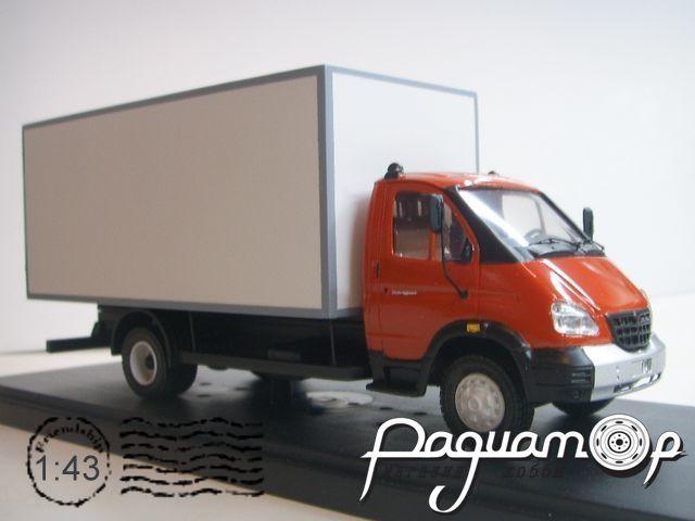 ГАЗ-331061 «Валдай» термофургон (2010) NIK035