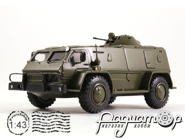 ГАЗ-3937 «Водник» (1985) NIK015