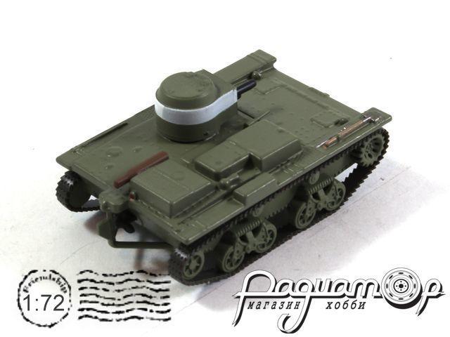 Русские танки №98, Т-38 (1936)