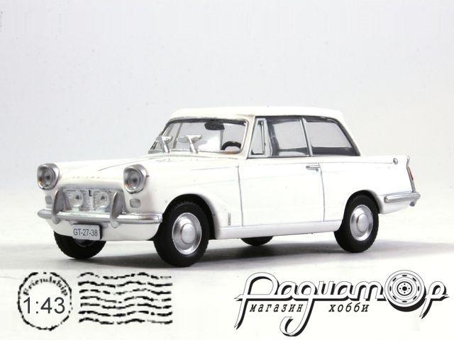 Retroautok №136, Triumph Herald (1959)
