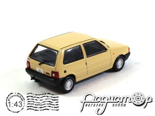 Retroautok №135, Fiat Uno I (1983)