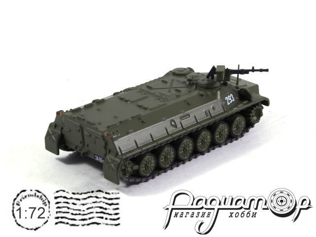 Русские танки №99, МТ-ЛБ (1964)