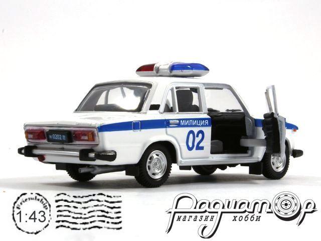 ВАЗ-2106 «Милиция» (1976) BR45701-04