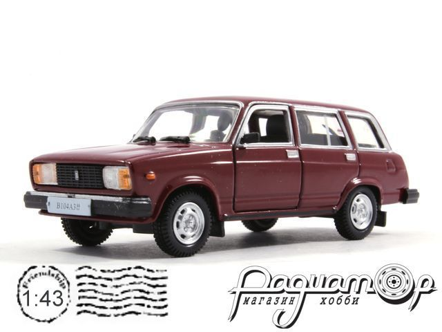 ВАЗ-2104 «Жигули» (1984) BR-45701-03