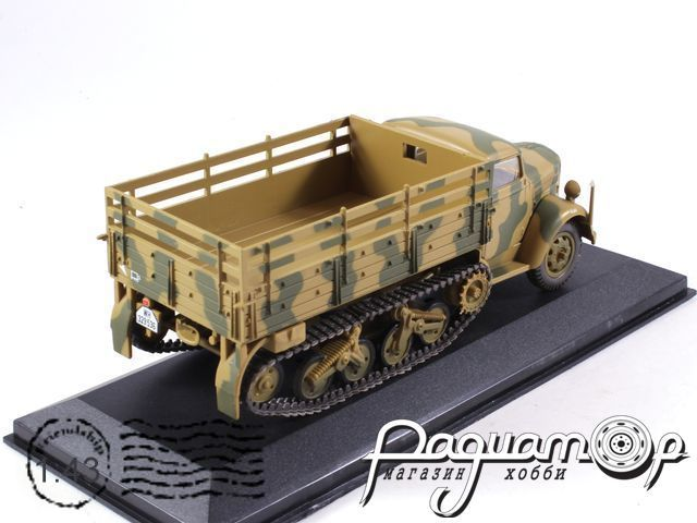 Opel Maultier Sd.Kfz.3 4. Pz. Division Kурск (1943) EX08