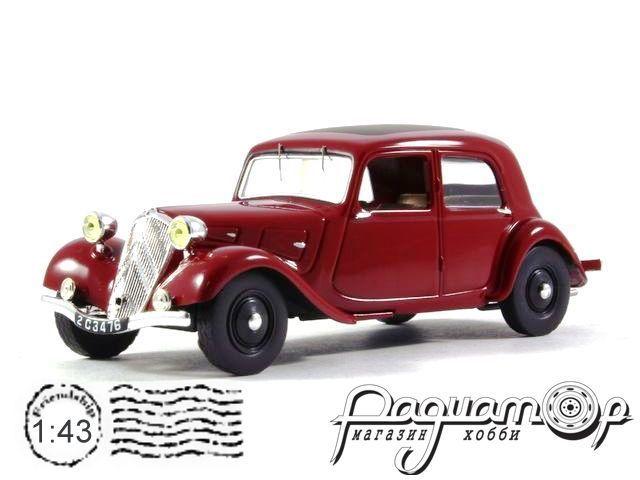 Citroen Traction 7A (1934) CLC265