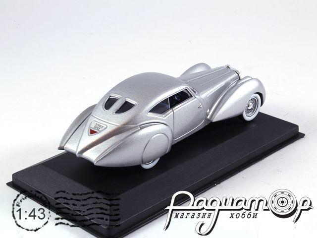 Delage D8 120-S Pourtout Aero Coupe (1937) MUS054