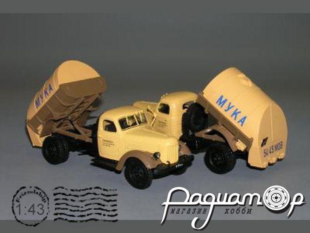 ЗИС-ММЗ 588 (150В) «Мука» (1950) С8-58