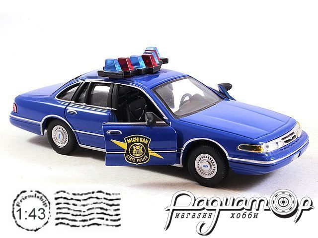 Ford Crown Victoria Police (1992) 200606 (VZ)