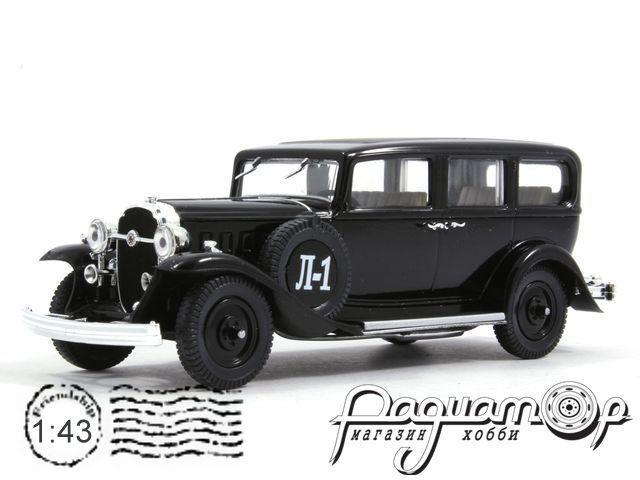 Ленинград-1 (Л-1) (1933) H155-2 (Z)