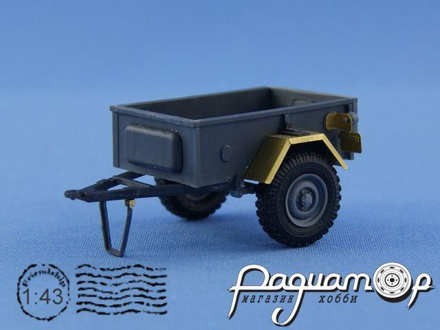 Сборная модель Прицеп ГАЗ-704 NSK43012