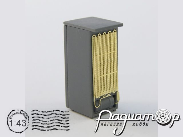 Сборная модель Холодильник «Саратов» NSK43025