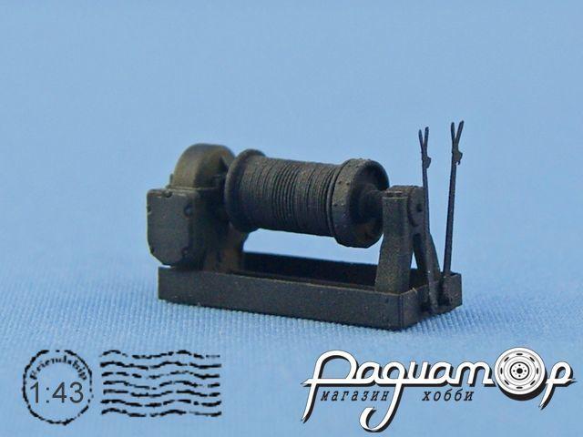 Лебедка для ЯАЗ-210 NSK43039