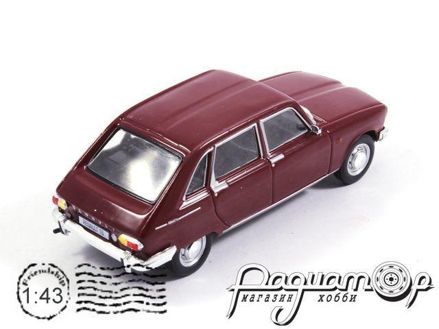 Masini de Legenda №78, Renault 16 (1965) (ML)