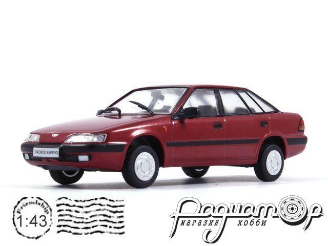 Masini de Legenda №77, Daewoo Espero (1990) (ML)
