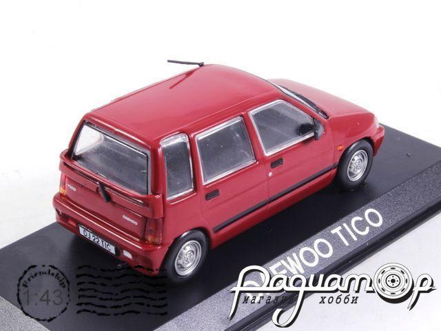 Masini de Legenda №66, Daewoo Tico (1991) (ML)