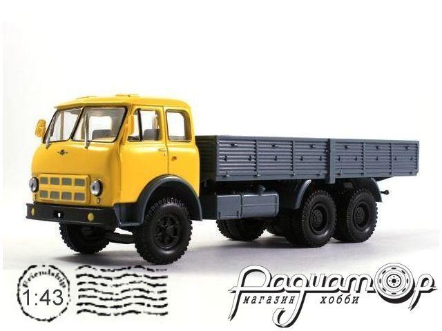 МАЗ-514 бортовой (1969) H299-Y (S)