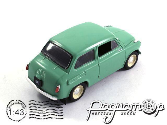 Автолегенды СССР №131, ЗАЗ-965 «Запорожец» (1960)