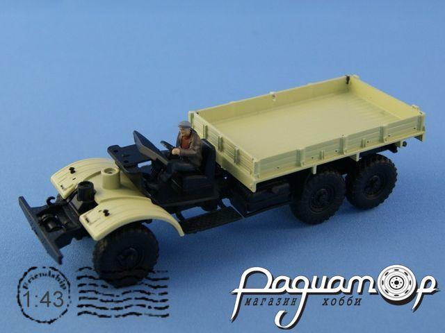 Водитель грузовика (ЯАЗ-210, ЗИЛ-157, ЗИЛ -130, КрАЗ) NSF43008