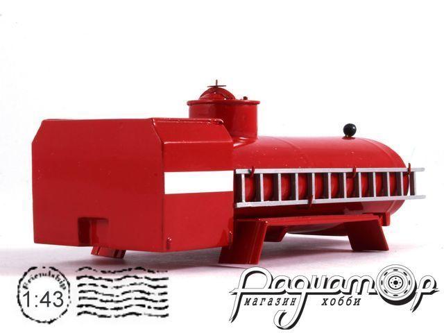 Автоцистерна пожарная для ЗИЛ-131 NK001