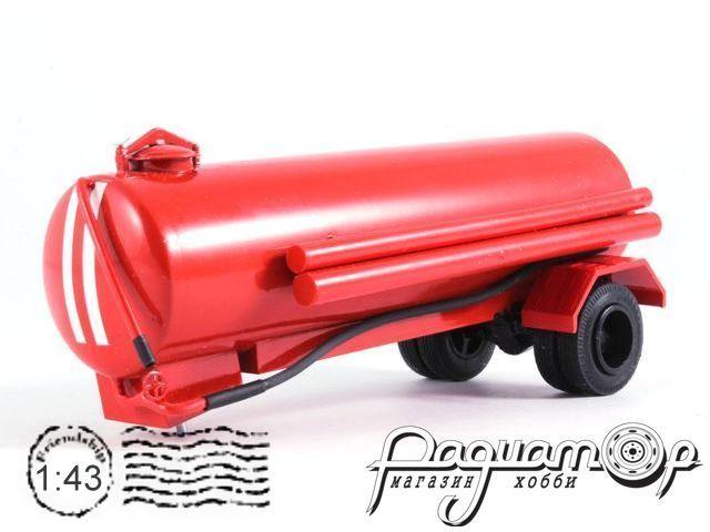 Полуприцеп-автоцистерна АЦ-25 пожарная NK0021