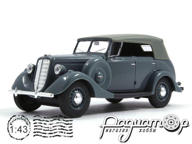 ГАЗ-М1 фаэтон с тентом (1937) H158-G