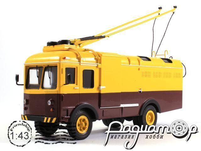 СВАРЗ ТГ-3 троллейвоз (1964) 18-5Y