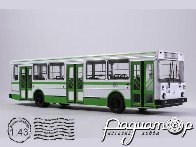 ЛиАЗ-5256 городской (1986) SSM4022