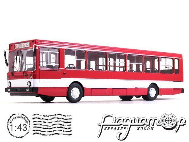 ЛиАЗ-5256 городской (1986) SSM4021