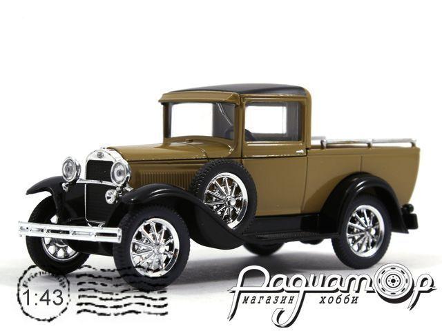 ГАЗ-4 (1933) H553-1 (Z)