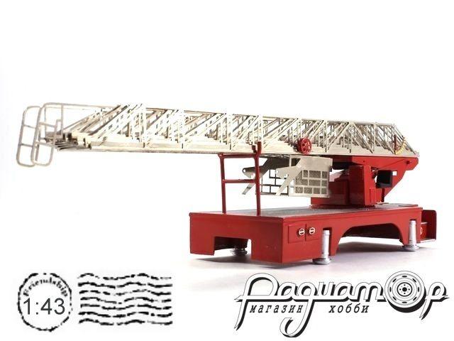 Пожарная автолестница АЛГ-45 (для установки на КРАЗ) лимитированная серия
