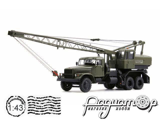 Автокран К-162 (для установки на КрАЗ) лимитированная серия