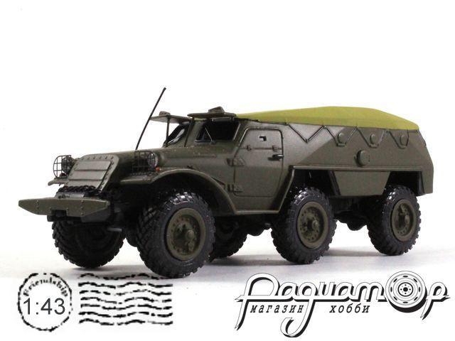 БТР-152 равноосный (1950)