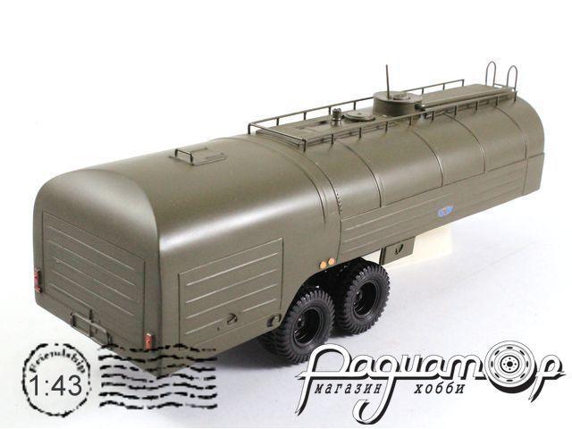 Полуприцеп ТЗ-22 топливозаправщик (1970) 19-13M