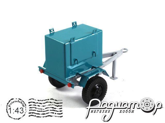 Прицеп САК Т-40 сварочный агрегат дизельный (1990) NRG1016-2