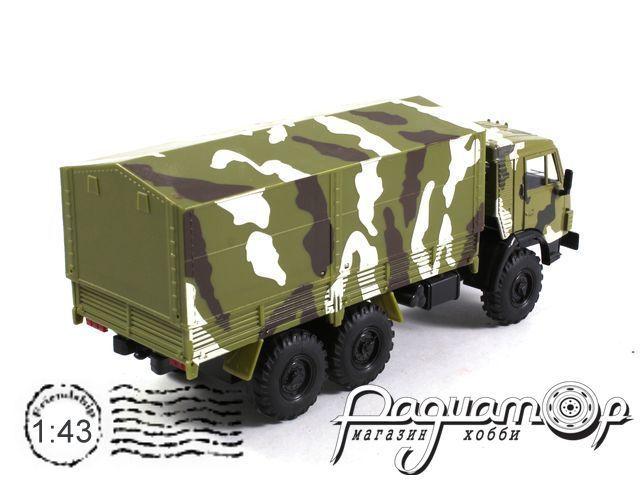 КамАЗ-5350 «Мустанг» (1984) Технопарк (MI)