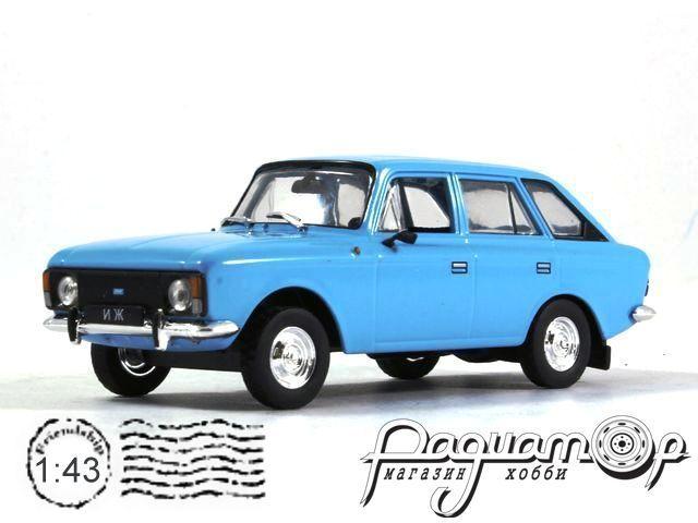 Автолегенды СССР №134, ИЖ-21251 «Комби» (1982)