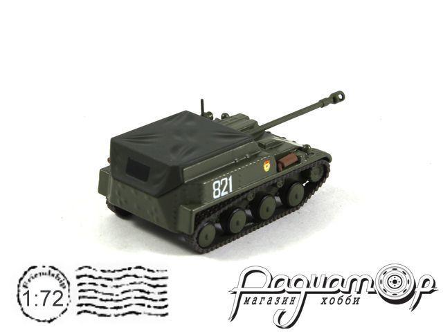 Русские танки №104, АСУ-57 (1948)
