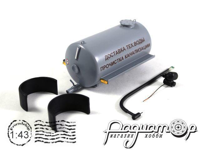 Автоцистерна-ассенизатор (для установки на ЗиЛ-130) NK005