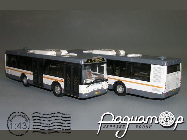ЛиАЗ-5292.60 укороченный (2013) V9-25
