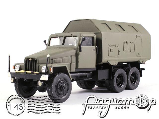 IFA G5 LAK кунг (1955) 23-57M