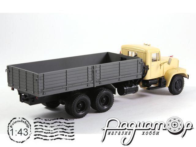 КрАЗ-257Б бортовой (1969) H202-B