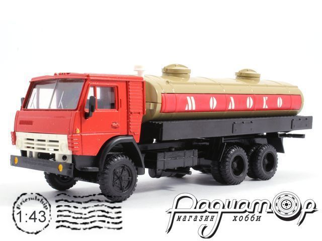 КамАЗ-53212 цистерна «Молоко» (1979) 2098-1
