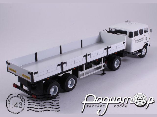 IFA W50 седельный тягач с полуприцепом (1975) 200728
