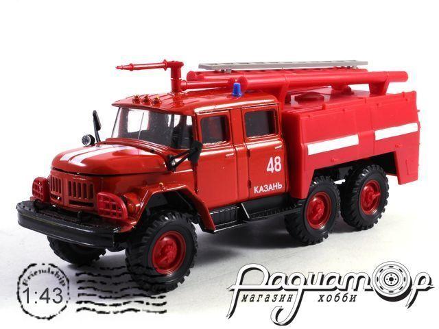 ЗиЛ-131 пожарная автоцистерна (1986) 2030