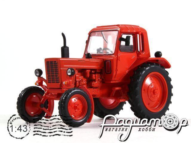 Тракторы №6, МТЗ-80 (1974)
