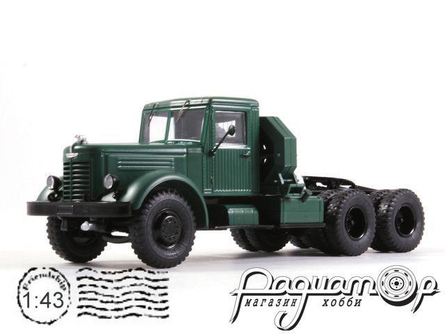 ЯАЗ-210Д седельный тягач (1952) SSM1142