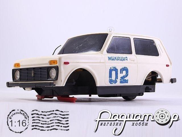 ВАЗ-2121 «Нива» (радиоуправляемая) (1978) 3009203 (D)***