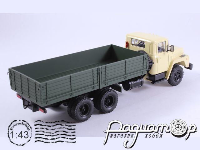 КрАЗ-250 бортовой (1977) H204-B