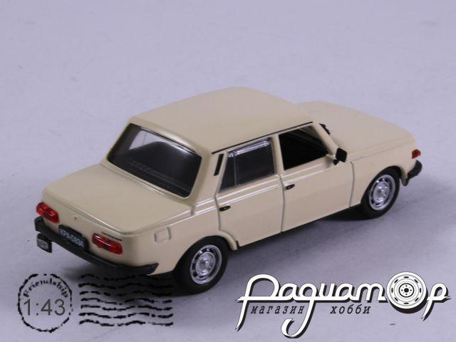 Автолегенды СССР и Соцстран №156, Wartburg 353 Limousine (1966)